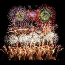 打ち上げ総数約1万6000発!関東最大級の花火大会「佐倉花火フェスタ」