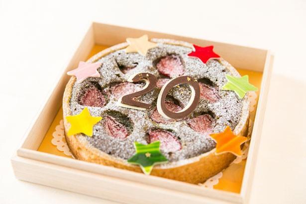 ホテル日航福岡に九州素材を使ったタルトなど限定メニューが登場!