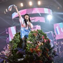 miwa 全国アリーナツアーが大成功、キティちゃんもサプライズ登場