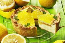 ゆずのさっぱり感が楽しめる!PABLO「香るゆずゼリーとローストアーモンドのチーズタルト」
