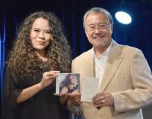 吉幾三の長女・KUメジャーデビュー 「雪國」英語カバーに父クレーム?