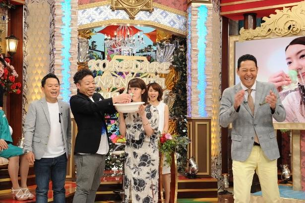 鼻うがいに挑戦したAKB48・峯岸みなみの超衝撃的ショットが公開!