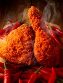 ケンタッキーに激辛チキン!Wペッパー&ハバネロが効いた「レッドホットチキン」