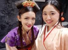 星野真里 舞台で共演、加藤梨里香の努力から学んだことつづる