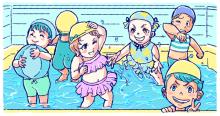 どこまで気にする? 幼稚園や保育園のプールで心配なこと