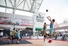「3人制バスケ」が東京五輪の新種目になったワケ