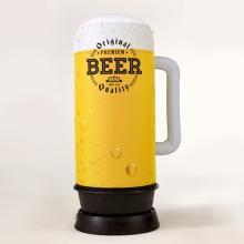 アドプリントの「ビール型看板」が面白い!夏にピッタリのユニークな形で注目間違いなしの特殊型エアー看板