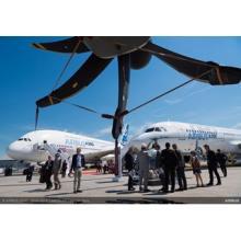 エアバス、パリ・エアショーで326機・400億米ドルの受注--A320だけで306機