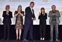 北野武監督、フランス映画祭に登壇