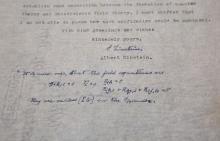 アインシュタインの手紙、8通で2330万円=イスラエル
