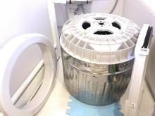 """洗濯槽クリーナーだけでは限界!? 洗濯機<span class=""""hlword1"""">クリーニング</span>業者に頼んでみました"""