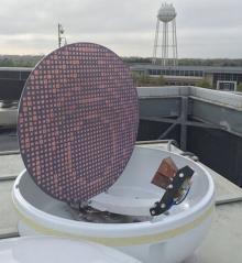 ウェザーニューズ、局地的なゲリラ雷雨や突風予測に有効な新型レーダーを量産へ