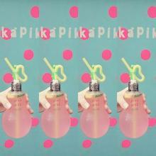 韓国で話題!カラフルな電球型ピカピカソーダ、渋谷マルイに期間限定で登場