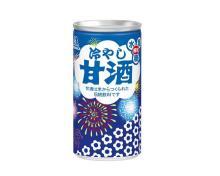 花火と祭りの限定デザイン「甘酒」で江戸の情緒を感じよう!