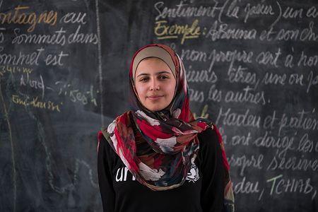 シリア難民を初の親善大使に=19歳の女性教育活動家-ユニセフ