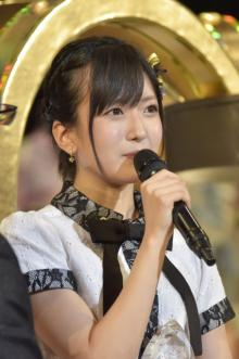 【第9回AKB総選挙】NMB須藤凜々花、まさかの結婚宣言