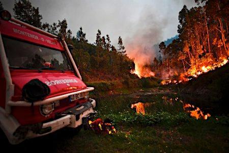 森林火災で62人死亡=ポルトガル
