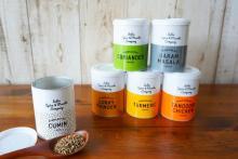 おうちカレーがレベルアップ!キッチンにも映える「India Spice&Masala Company」のスパイス