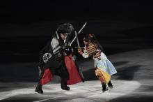 歌舞伎×フィギュアスケート『氷艶~破沙羅~』8・27 BSプレミアムで放送