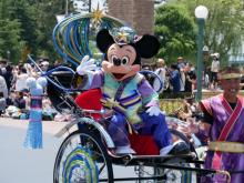 「ディズニー七夕デイズ」で最高に楽しい七夕を! 海賊イベントではジョニー・デップ本人が登場!?