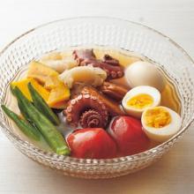 低カロリーで野菜たっぷり! これからのシーズンに食べたい冷たいおでん5選