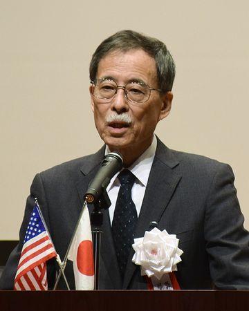 放影研理事長、被爆者に謝罪=設立70年式典で-広島