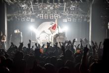 RIZE、『RIZE TOUR 2017』横浜公演終了