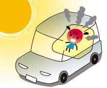 ときおり起こる車内での子どもの死亡事故…親はどんな責任を問われる?