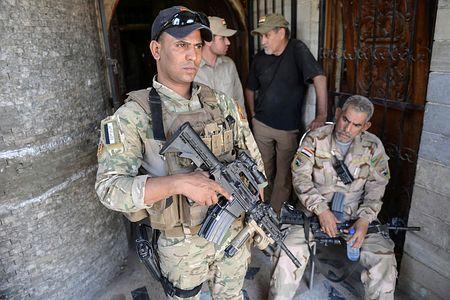 「IS最後のとりで」に突入=奪還大詰め-イラク北部モスル