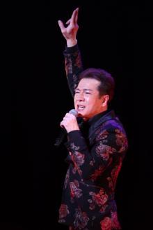 トシちゃん、スーパースターぶりは健在 ジャニーズ独立から23年目の今