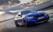 BMW M4 CS──普段使いもできるチューニングカー