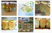 レトロなグラスにファン続出! 桜南食品「ひやしあめ」がSNSで話題