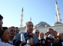 サウジの要求を批判=カタール断交問題-トルコ大統領