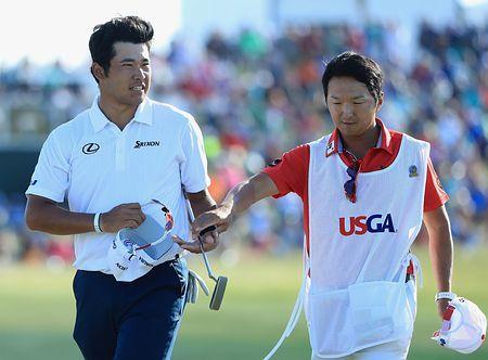 松山、猛追の2位=見えたメジャー制覇-全米オープンゴルフ