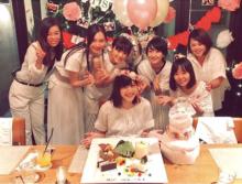 大政絢 波瑠らと佐藤ありさをベビーシャワーで祝福「楽しみで仕方ない」