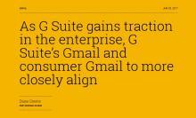 Google、これまでは個人Gmailの内容をスキャンしていたが今後は停止すると発表