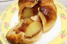 トロトロりんごが丸ごと入った絶品アップルパイ、横浜の「パイホリック」に!--1日30個限定