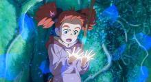 LINE、映画「メアリと魔女の花」と大型コラボレーション開始
