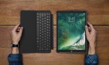 ロジクール、充電もペアリングも不要な新型iPad Pro対応のキーボード付きケースを発売