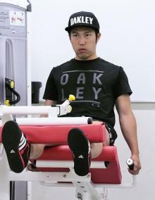 スケートしか考えない=加藤条治、フリーで勝負-スピードスケート
