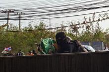 「ポップコーン」銃撃で逆転無罪=3年前のデモ隊衝突-タイ高裁