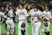 ソフトバンク快勝=プロ野球