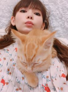 中川翔子、ギザカワユスな「新しい家族」公開