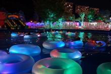 夏の夜遊びはハウステンボスの「ナイトプール」で決まり!