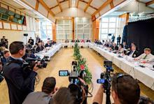 キプロス再統合交渉が再開