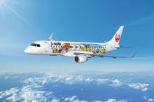 JALミニオンジェット就航、賑やかなミニオン塗装機で楽しい空の旅へ
