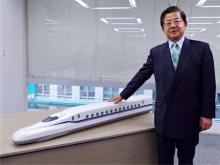 新幹線車両「N700S」デザイン決定