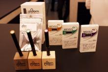 次世代型たばこ「プルーム・テック」東京上陸!都内初の専門店を体験