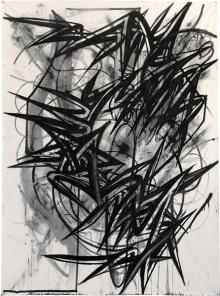 コム デ ギャルソンやシュウ ウエムラとのコラボでも知られる大山エンリコイサム氏の個展「Windowsill」