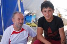 「もうモスルに戻れない」=密告の女性、子供思う親-IS支配脱出後も葛藤・イラク